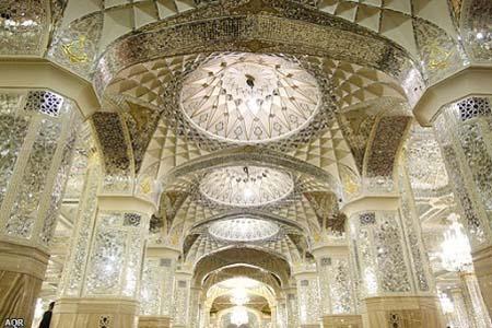 تصاویر گنبد الله وردیخان,رواق گنبد الله وردیخان,ساختمان گنبد الله وردیخان