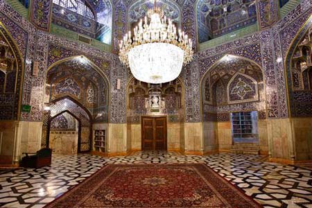 معماری گنبد الله وردیخان
