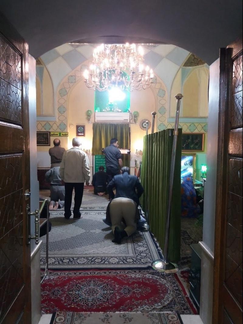 گنبد سبز مشهد مقدس,محل گنبد سبز مشهد,معماری گنبد سبز مشهد