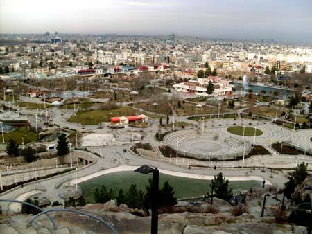 تصاویر پارک کوهسنگی,جاذبه های گردشکری مشهد,مساحت پارک کوهسنگی