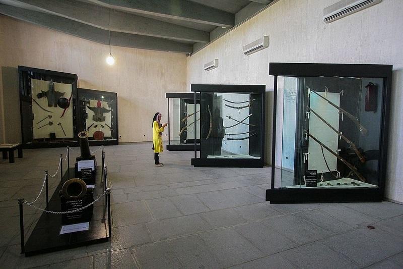 باغ موزه نادری,پلان موزه نادری,تصاویر موزه نادری