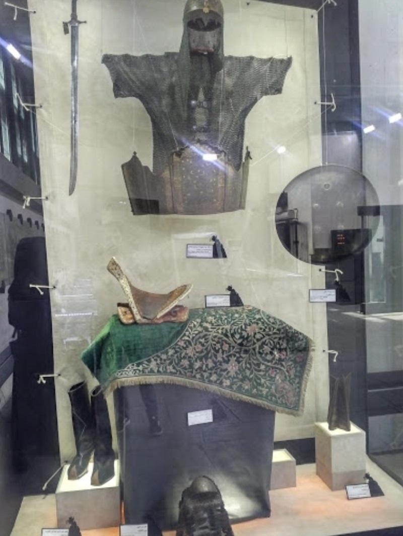 آدرس موزه نادری,آدرس موزه نادری مشهد,آرامگاه نادری