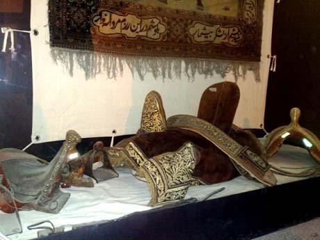 آدرس موزه نادری,آرامگاه نادری,پلان موزه نادری
