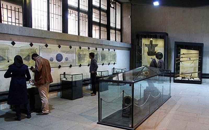 تصاویر موزه نادری,عکسهای موزه نادری,مکان موزه نادری