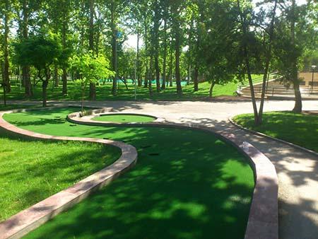 تاریخچه پارک ملت,تصاویر پارک ملت,قدیمی ترین پارک مشهد