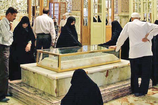 مقبره شیخ بهایی کجاست,مکان های دیدنی مشهد