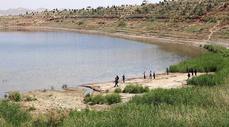 دریاچه ی بزنگان,عکس دریاچه بزنگان,عکس دریاچه بزنگان در مشهد