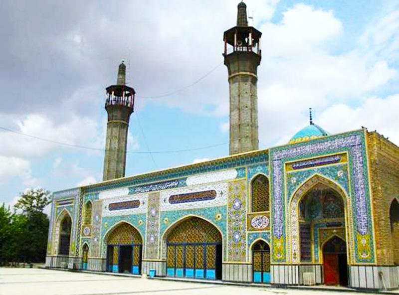 آرامگاه امامزاده یحیی در مشهد,آرامگاه امامزاده یحیی مشهد,امامزاده یحیی