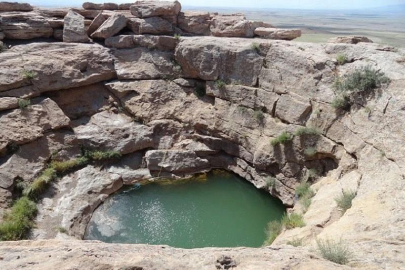 روستای هندل آباد,روستای هندل اباد مشهد,غار بزنگان مشهد