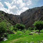 آبشار قره سو مشهد