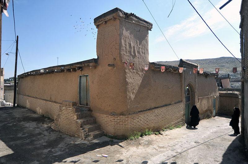 حصار گلستان مشهد,حصار مشهد,روستا حصار طرقبه