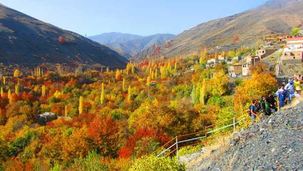 گزارش روستای دهبار