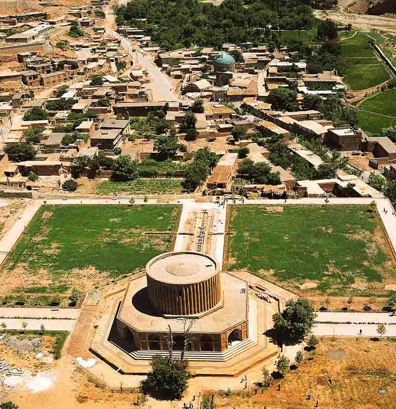کاخ خورشید کلات نادر,کلات مشهد,کلات نادر در مشهد