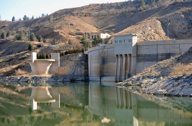 جاذبه های گردشگری مشهد,رودخانه سد کارده,رودخانه کارده