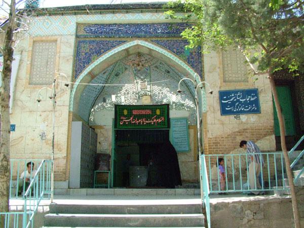 خواجه مراد مشهد,مکان های دیدنی مشهد