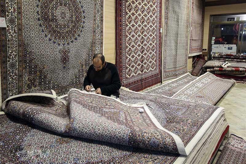 صنایع دستی مشهد مقدس,عکس صنایع دستی مشهد,فرش مشهد