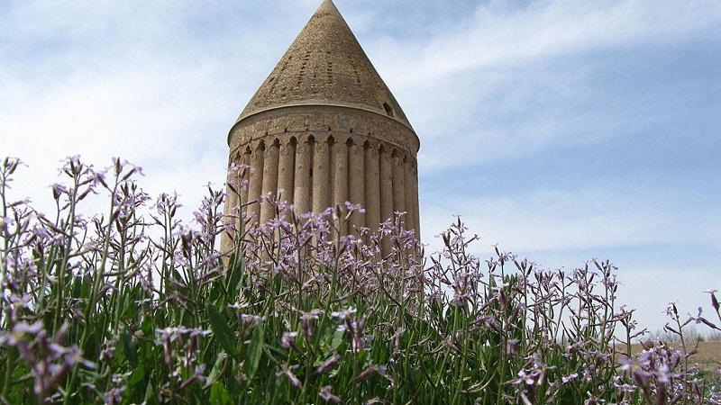 برج رادکان در مشهد,برج رادکان کردکوی,برج رادکان مشهد