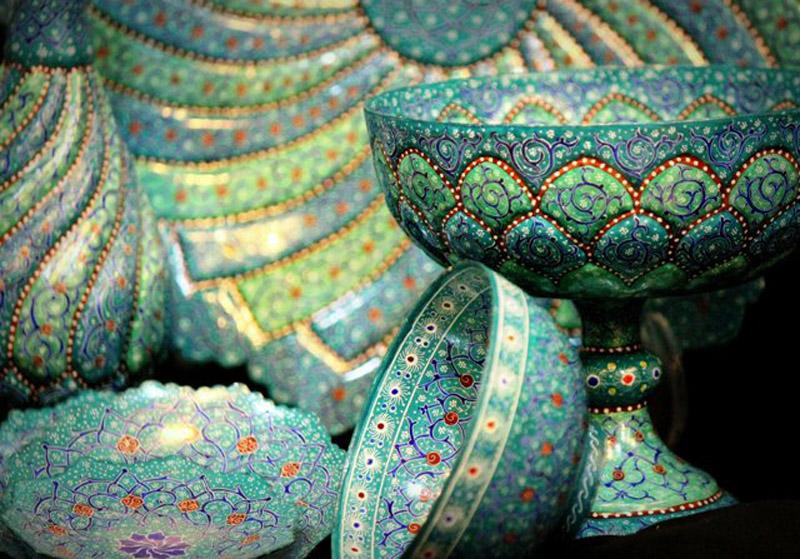 صنایع دستی اصفهان با ع ,صنایع دستی اصفهان چیست؟,صنایع دستی اصفهان خاتم کاری