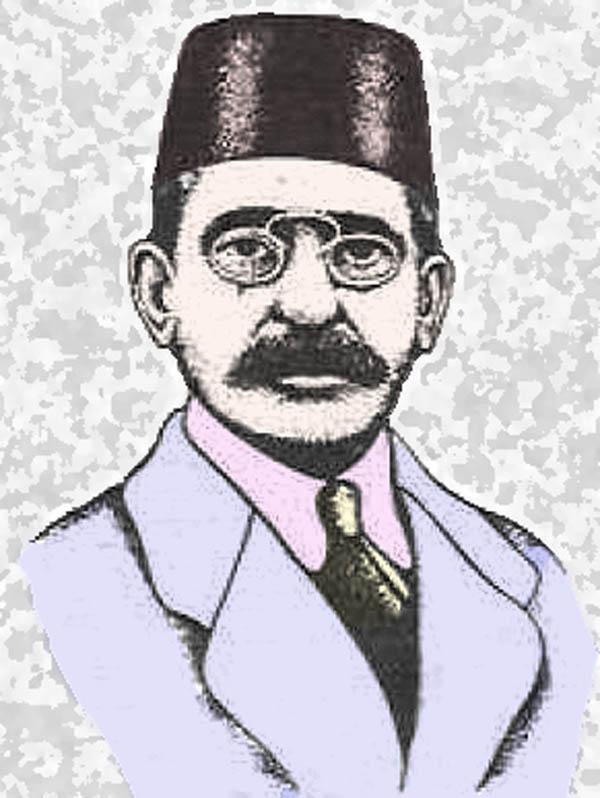 مادر ایرج میرزا