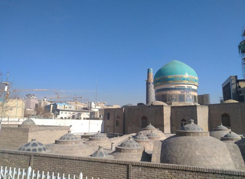 مسجد هفتاد و دو تن,مسجد هفتاد و دو تن در مشهد,مسجد هفتاد و دو تن مشهد