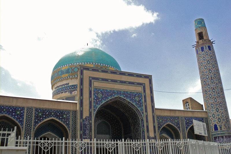 آدرس مسجد هفتاد دو تن مشهد,آرامگاه امیر شاه ملک,ادرس مسجد هفتادو دو تن