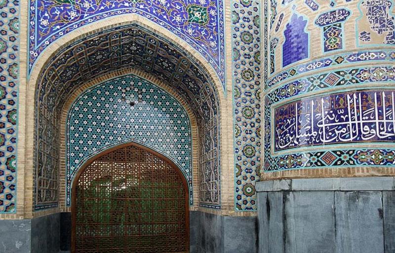عکس آرامگاه امیر شاه ملک,عکس مسجد هفتاد و دو تن,مسجد شاه شهرت