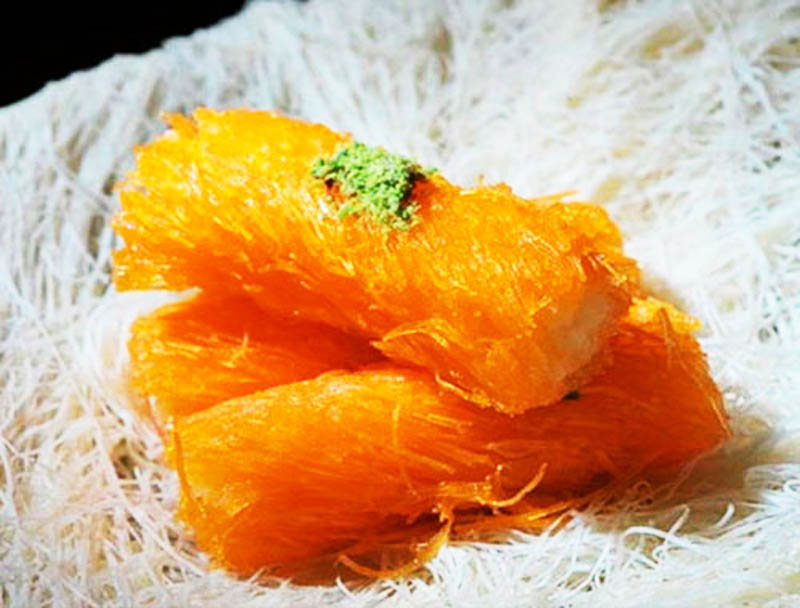 حلوای هویج ارومیه,سوجوق ارومیه,سوغات ارومیه