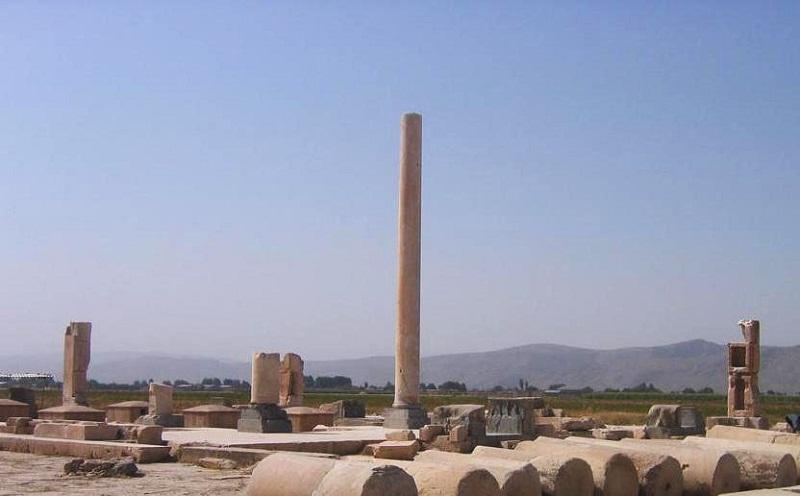 عکس پاسارگاد,عکس هایی از پاسارگاد شیراز,متن منشور حقوق بشر کوروش کبیر