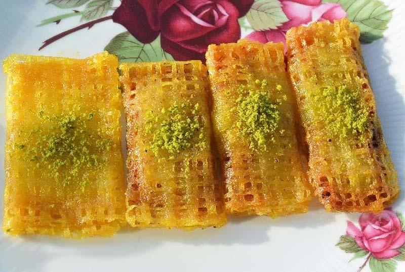 سوغات استان گیلان,سوغات بنام رشت,سوغات رشت
