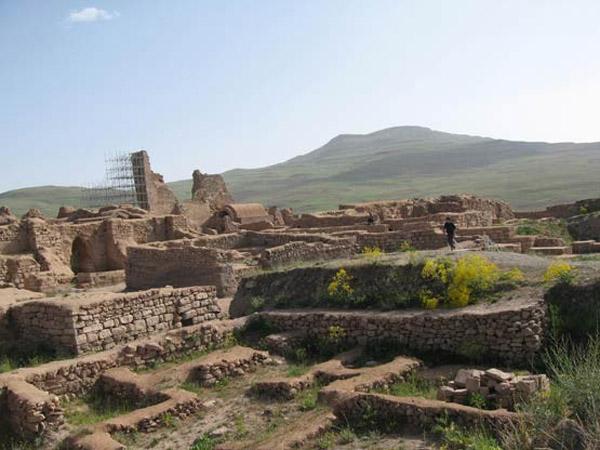 عکس تخت سلیمان