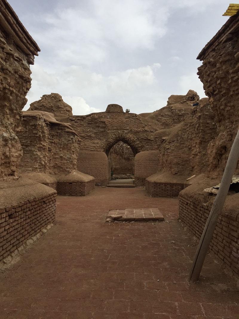قلعه تخت سلیمان