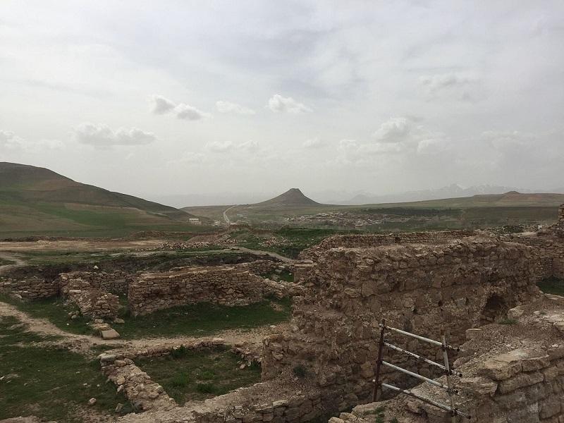 تخت سلیمان در ایران,تخت سلیمان در تکاب,تخت سلیمان در کجاست