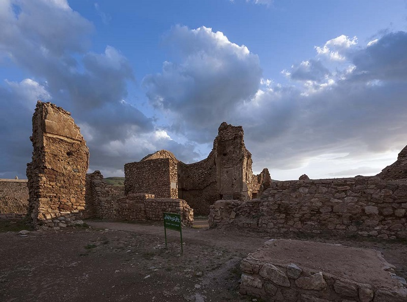 تخت سلیمان کجاست,تخت سلیمان نبی,دریاچه تخت سلیمان