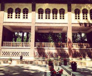 آدرس باغ ایرانی,باغ ایرانی,باغ فین