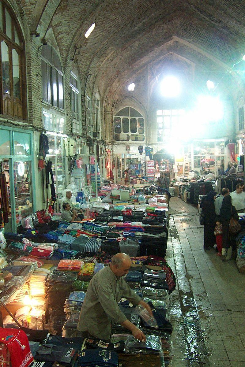 آدرس بازار تبریز,بازار بزرگ سرپوشیده تبریز,بازار تبریز عکس