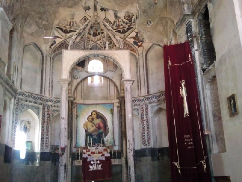 قره كليسا ماكو,قره کلیسا در ماکو,قره کلیسا ماکو