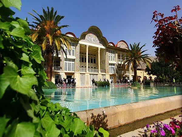 باغ ارم,باغ ارم شداد,باغ ارم شیراز