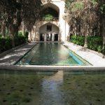 باغ ایرانی,باغ فین کاشان,حمام فین