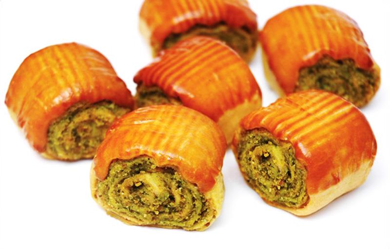 باقلوا قزوین,سوغات قزوین,سوغاتي قزوین