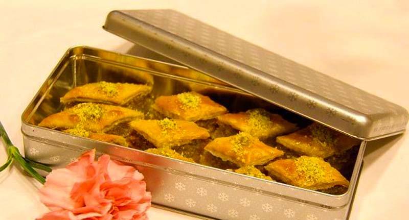 باقلوا قزوین,پنیر کوزه ای قزوین,سوغات قزوین
