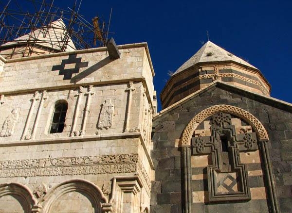 معماری کلیسا