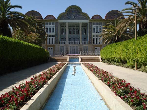 پاسارگاد شیراز,چهار باغ اصفهان,طراحی باغ ایرانی