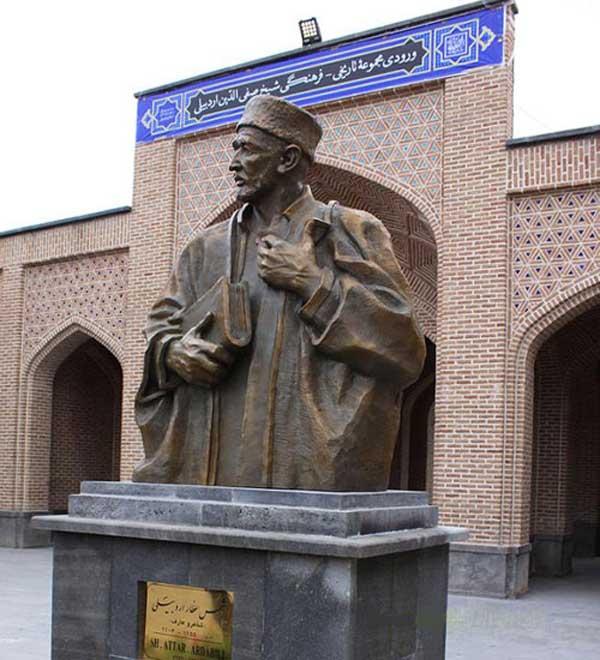 شیخ صفی اردبیلی,شیخ صفی الدین,شیخ صفی الدین اردبیلی کیست