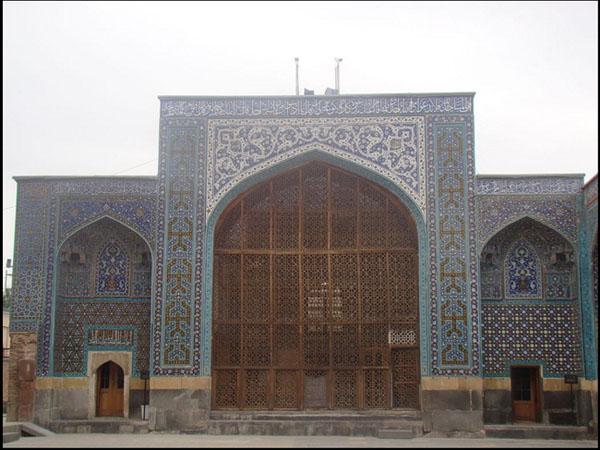 فرش شیخ صفی الدین اردبیلی