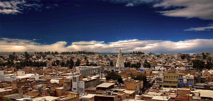 آرامگاه دعبل خزاعی,شهر شوش,شهر شوش ایران