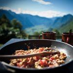 بهترین تغذیه کوهنوردی