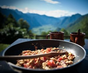 برنامه کوه,تغذیه در کوهنوردی,تغذیه کوه