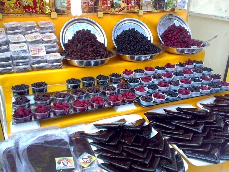 انگور و کشمش شهریار,دوغ آبعلی تهران,سوغات تهران