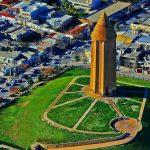 ارتفاع برج گنبد قابوس,برج گنبد قابوس,برج گنبد قابوس گرگان