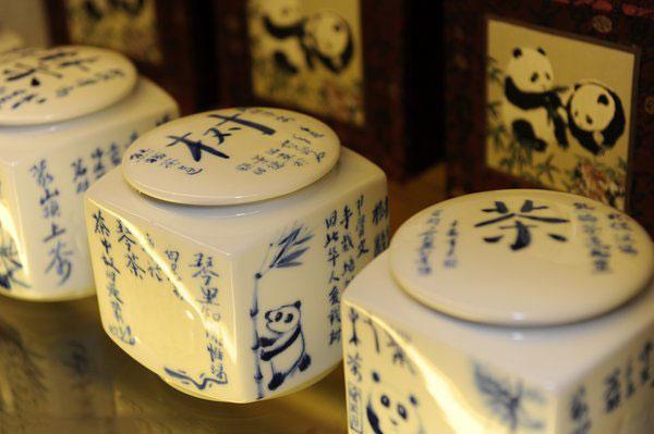 Panda-Tea-China